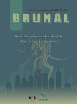 Portada de Brumal
