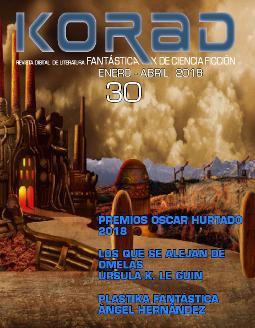 Portada de Korad