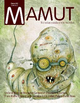 Portada de Mamut