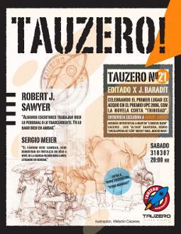 Portada de TauZero