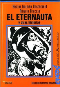 Portada de El Eternauta