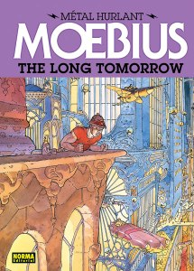 Portada de The Long Tomorrow