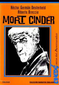 Portada de Mort Cinder