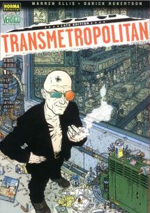 Transmetropolitan