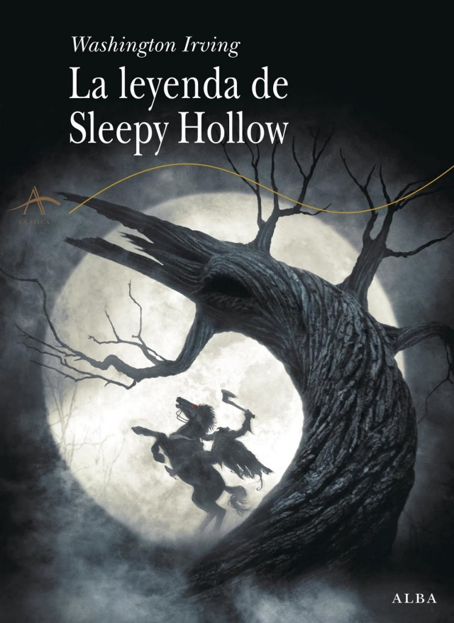 Portada de La leyenda de Sleepy Hollow