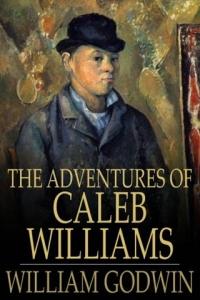 Portada de Las aventuras de Caleb Williams