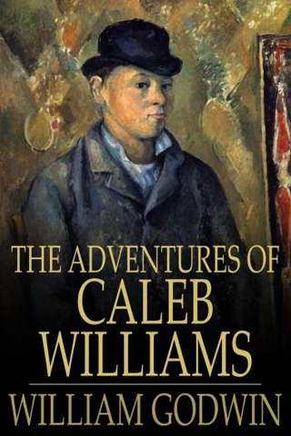 Portada de Las aventuras de Caleb Williams