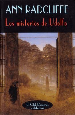 Portada de Los misterios de Udolfo
