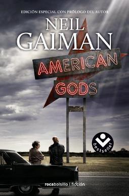 Portada de American Gods