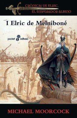 Portada de Elric de Melniboné