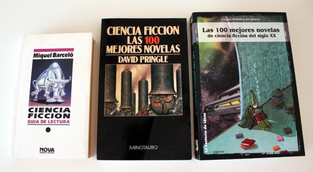 Guías de lectura de ciencia ficción