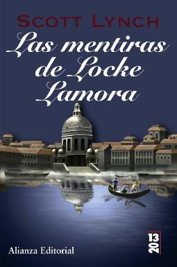 Portada de Las mentiras de Locke Lamora