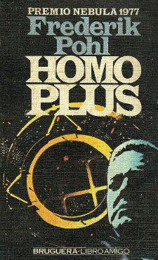 Portada de Homo Plus