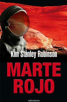 Portada de Marte rojo
