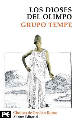 Portada de Los Dioses de Olimpo