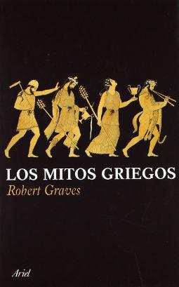 Portada de Los Mitos Griegos