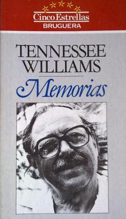 Memorias Tennessee Williams