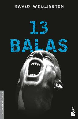 Portada de 13 Balas