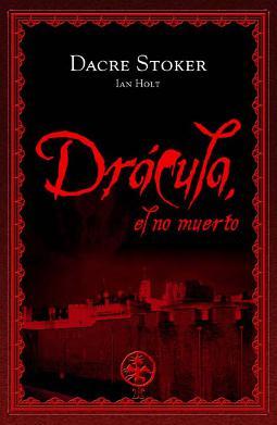 Portada de Drácula el no muerto