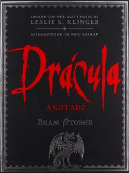 Portada de Drácula