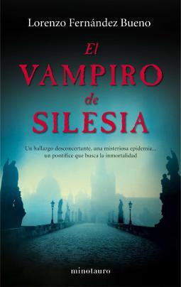 Portada de El vampiro de Silesia