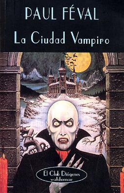 Portada de La ciudad vampiro