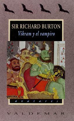 Vikram y el Vampiro
