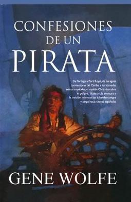 Portada de Confesiones de un pirata