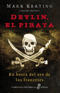 Portada de Devlin el pirata