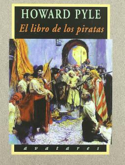 Portada de El libro de los piratas