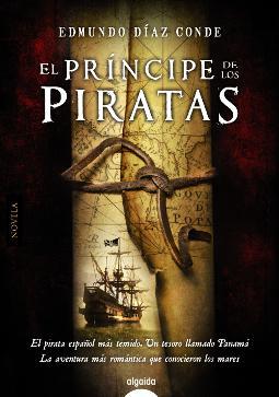 Portada de El príncipe de los piratas