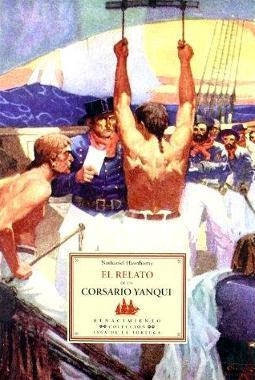 Portada de El relato de un corsario yanqui