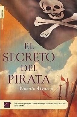 Portada de El secreto del pirata