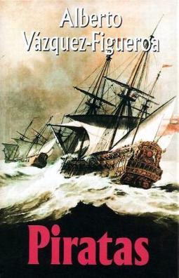 Portada de Piratas