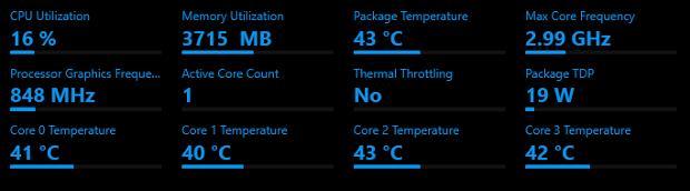 Imagen de Utilidad Intel Extreme Tuning