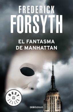 Portada de El fantasma de Manhattan