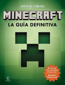 Portada de Minecraft La Guía Definitiva