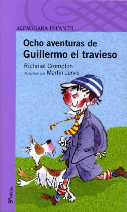 Ocho aventuras de Guillermo el travieso