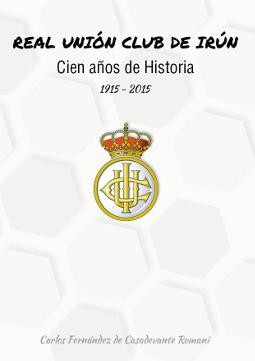 Portada de Real Unión Club de Irún