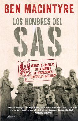 Portada de Los hombres del SAS