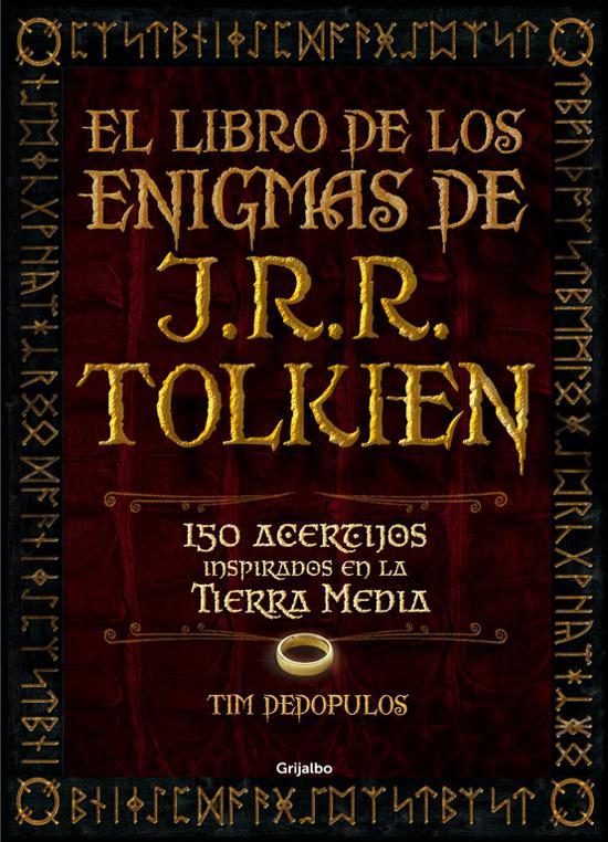 El libro de los enigmas de J. J. R. Tolkien