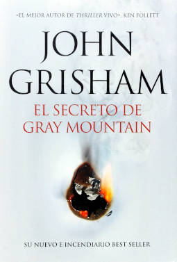 Portada de El secreto de Gray Mountain