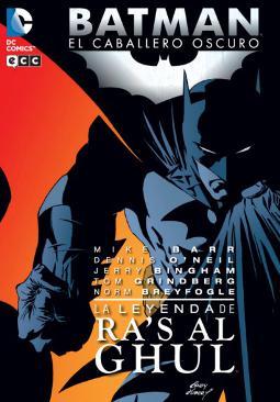 Batman el caballero oscuro La leyenda de Ras Al Ghul
