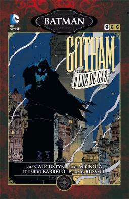 Batman Gotham a luz de gas