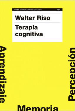 Portada de Terapia cognitiva