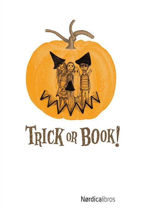 Trick or book!