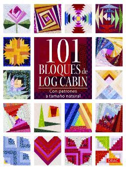 101 bloques de log cabin