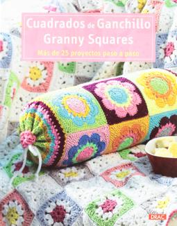 Cuadrados de ganchillo Granny Squares