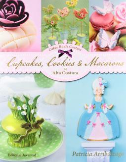 Cupcakes cookies macarons