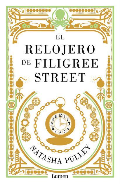 El relojero de Filigree Street - Natasha Pulley El-relojero-de-filigree-street